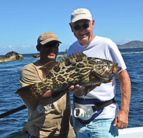 Six Great Fish Caught In Costa Rica Costa Rica Fishing